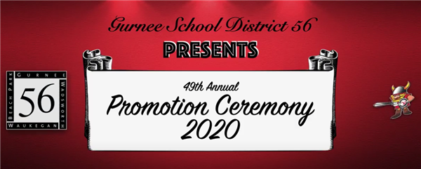 Click here to view the 2020 Promotion Ceremony!